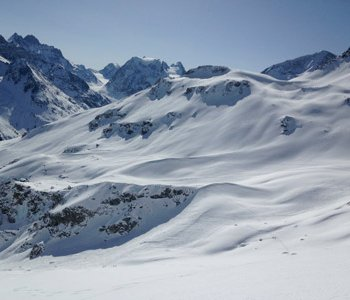 FREE SKI-TOURING AT AROLLA (Valais, Switzerland)